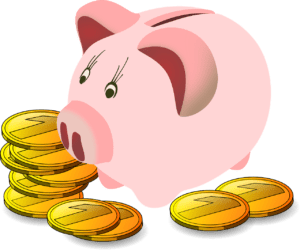Banker clipart stingy. Money saving archives natural