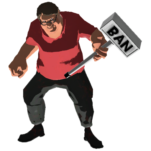 Banned hammer png. Banhammer know your meme