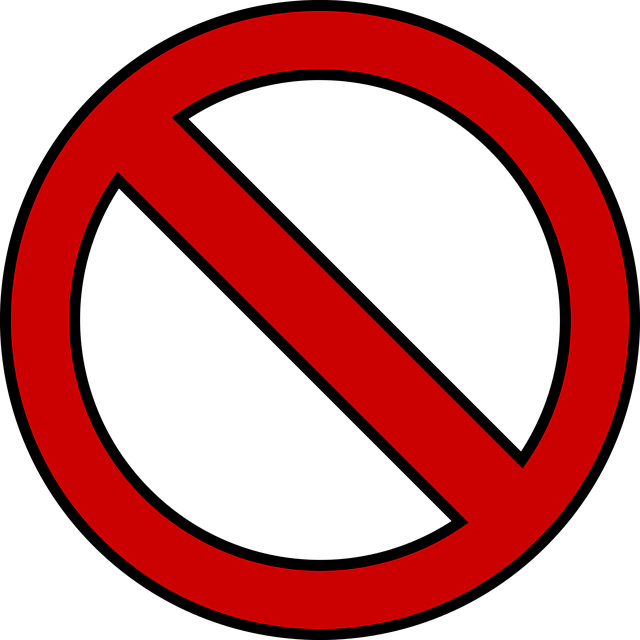 Banned symbol png. Free ban icon download