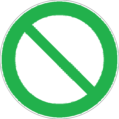 Banned sign png. File ban green wikipedia