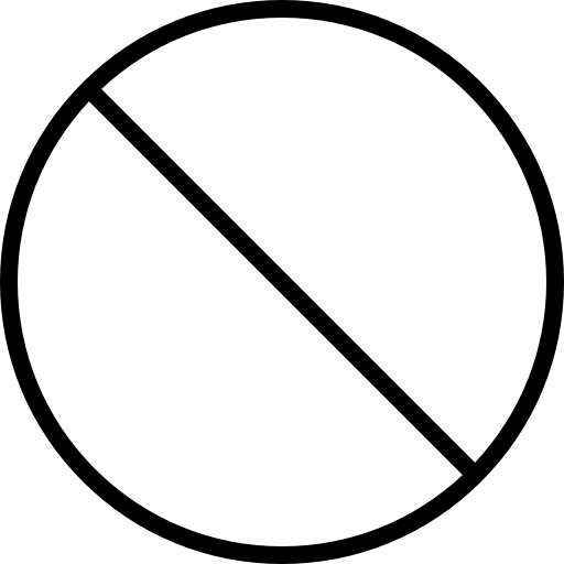 Banned sign png. Ban signs machine tool