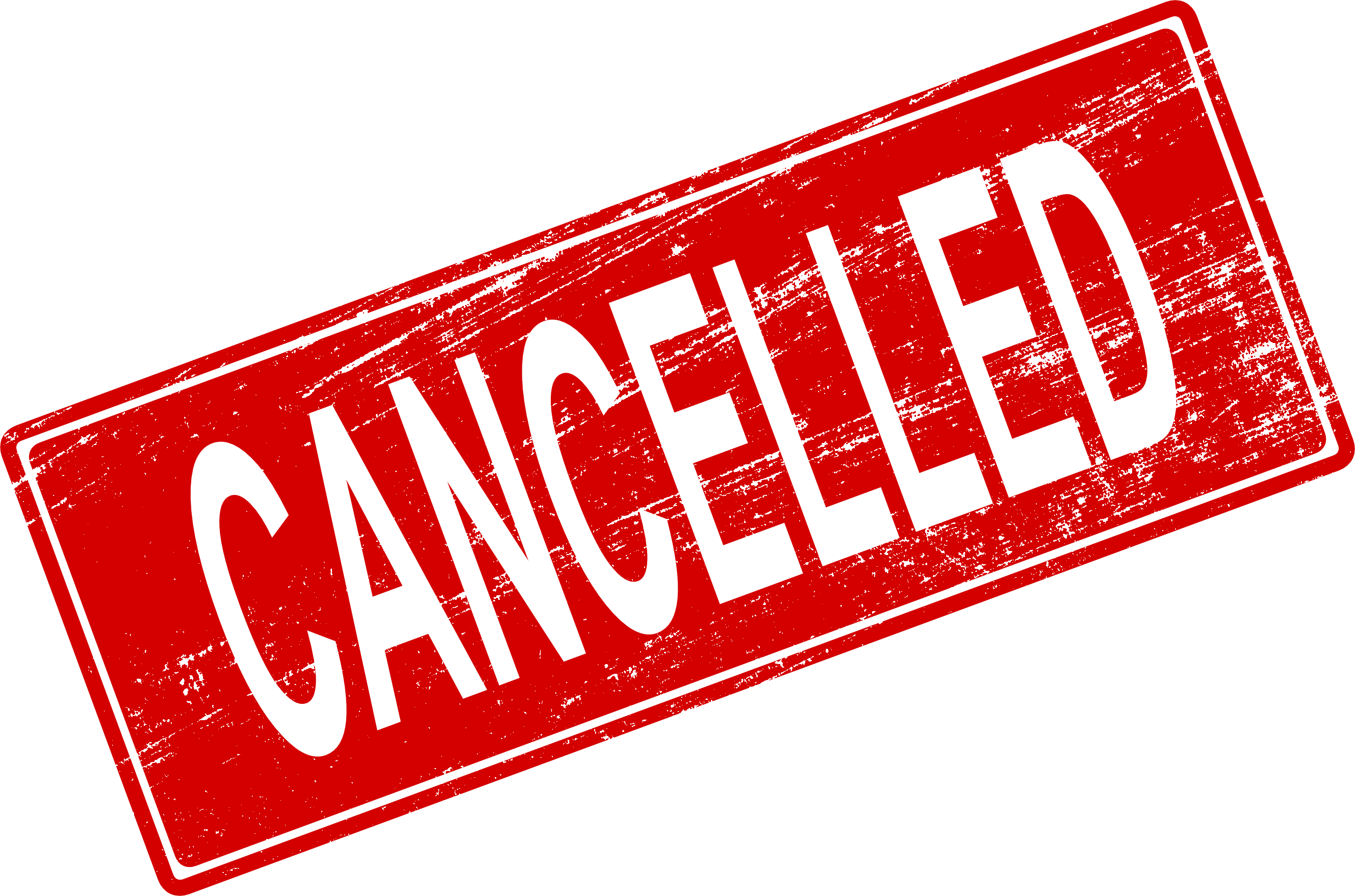 Banned stamp png. Cancelled vector transparent