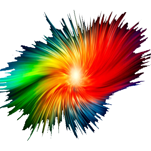 Banner background png. Colour explosion