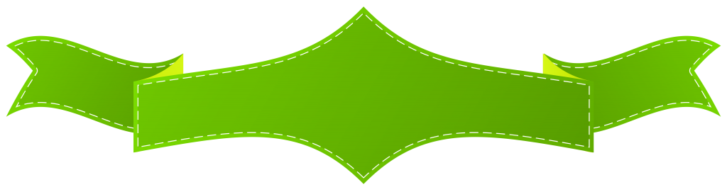 Banner background png. Green image with transparent