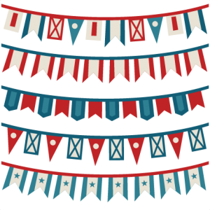 Banner clip svg. Nautical banners miss kate