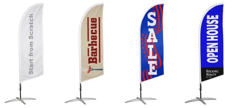 Banner flag png. Custom feather flags banners