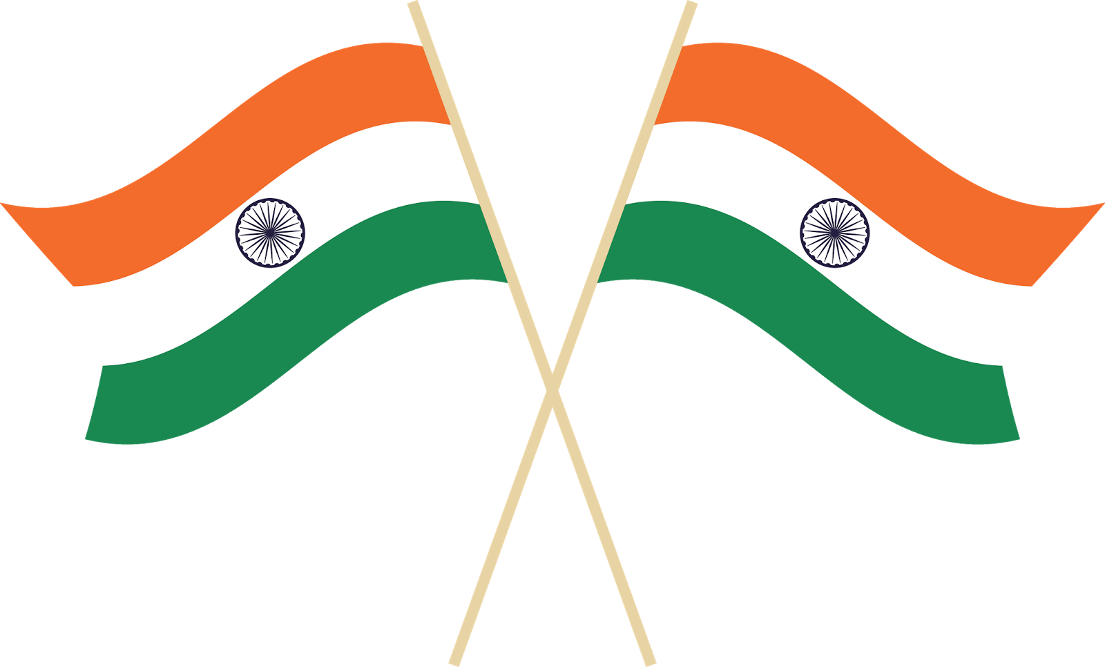Banner flags png. Indian flag vector maheshwar