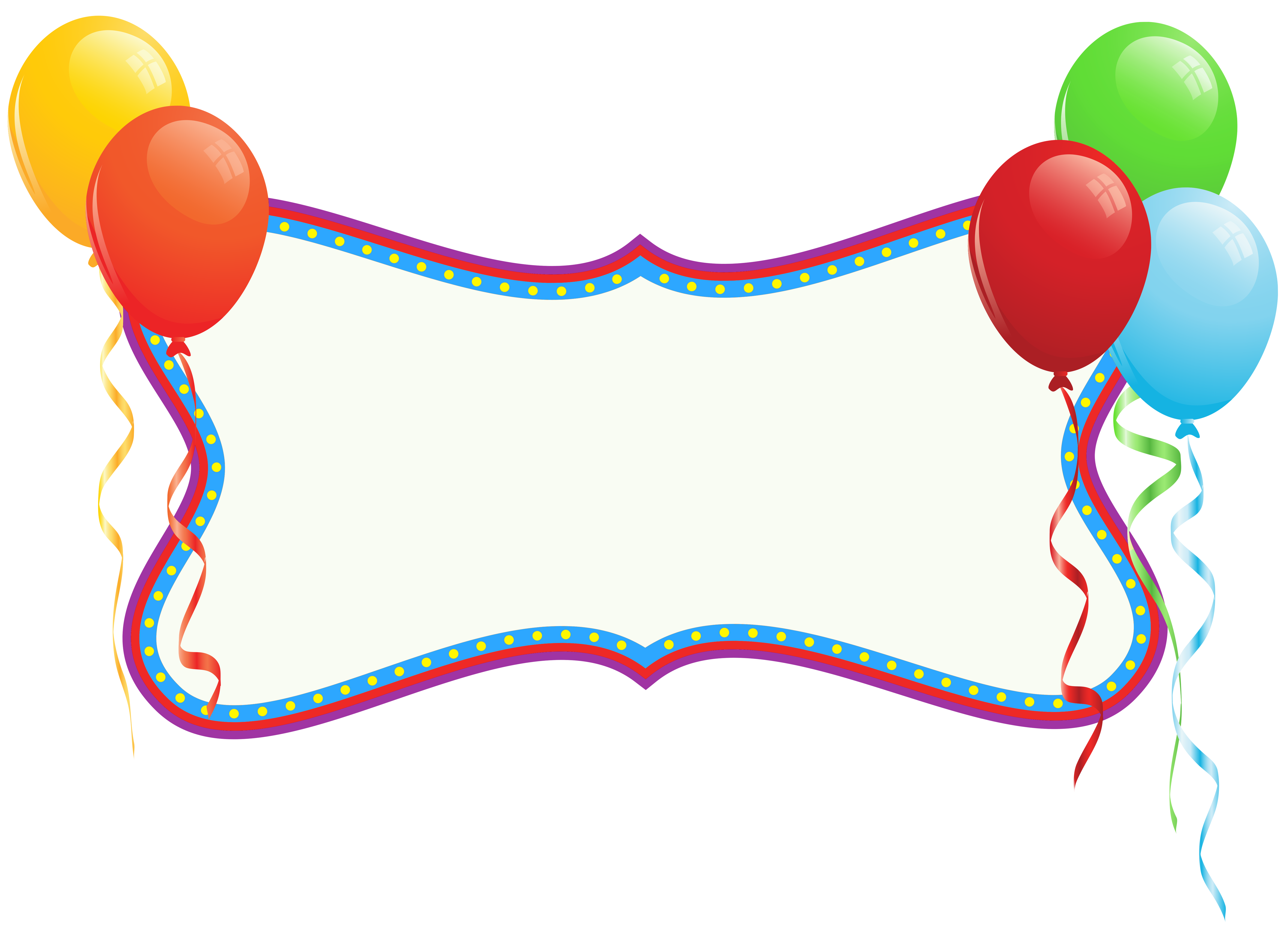 Banner image png. Happy birthday transparent images