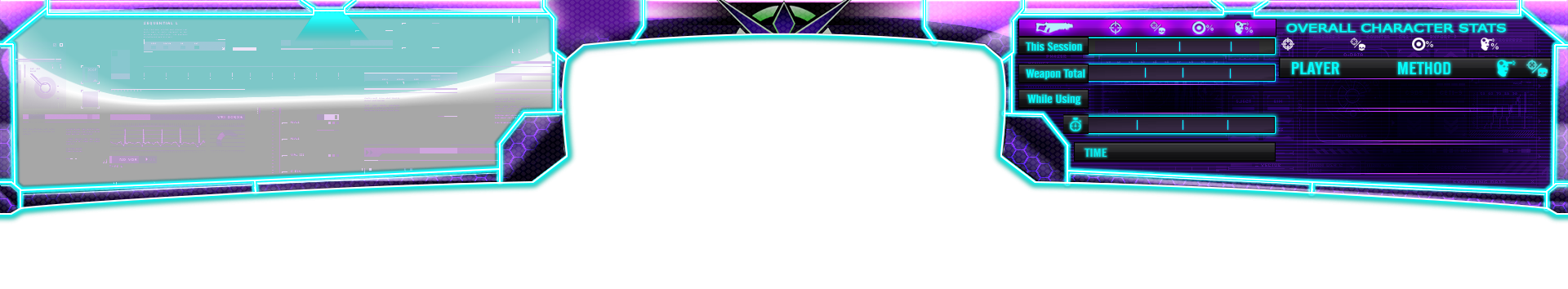 Banner overlay png. Eight s thread vanu