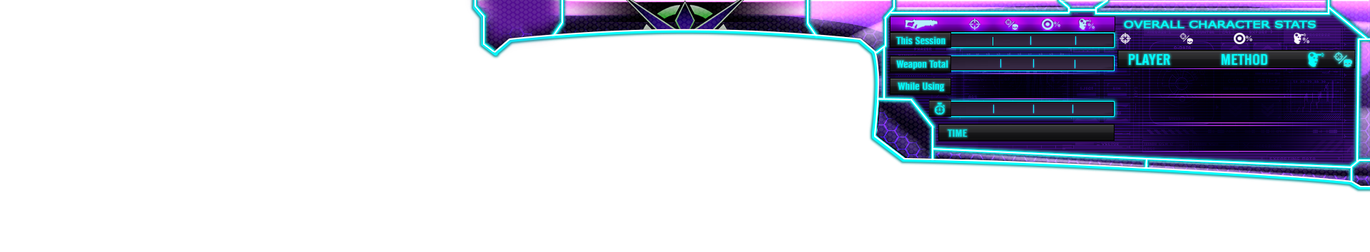 Banner overlay png. Eight s thread top