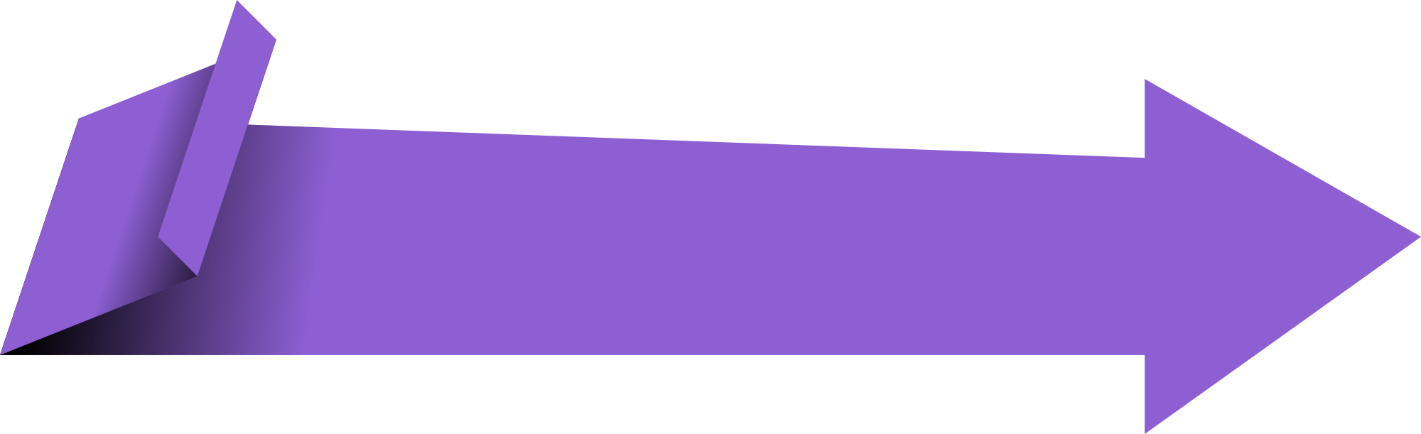 Banner .png. Purple png photo mart
