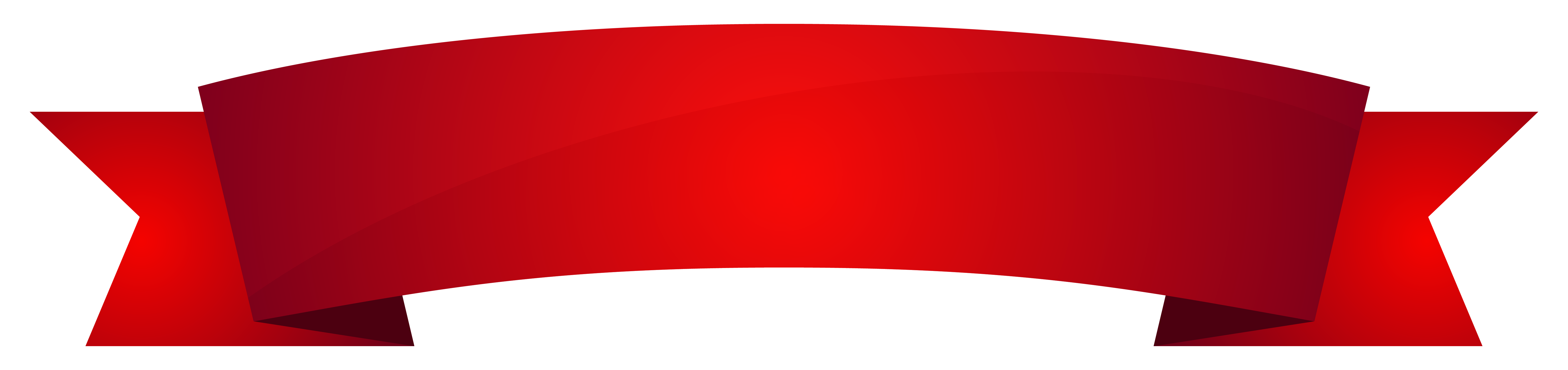 Red png. Banner clipart image gallery