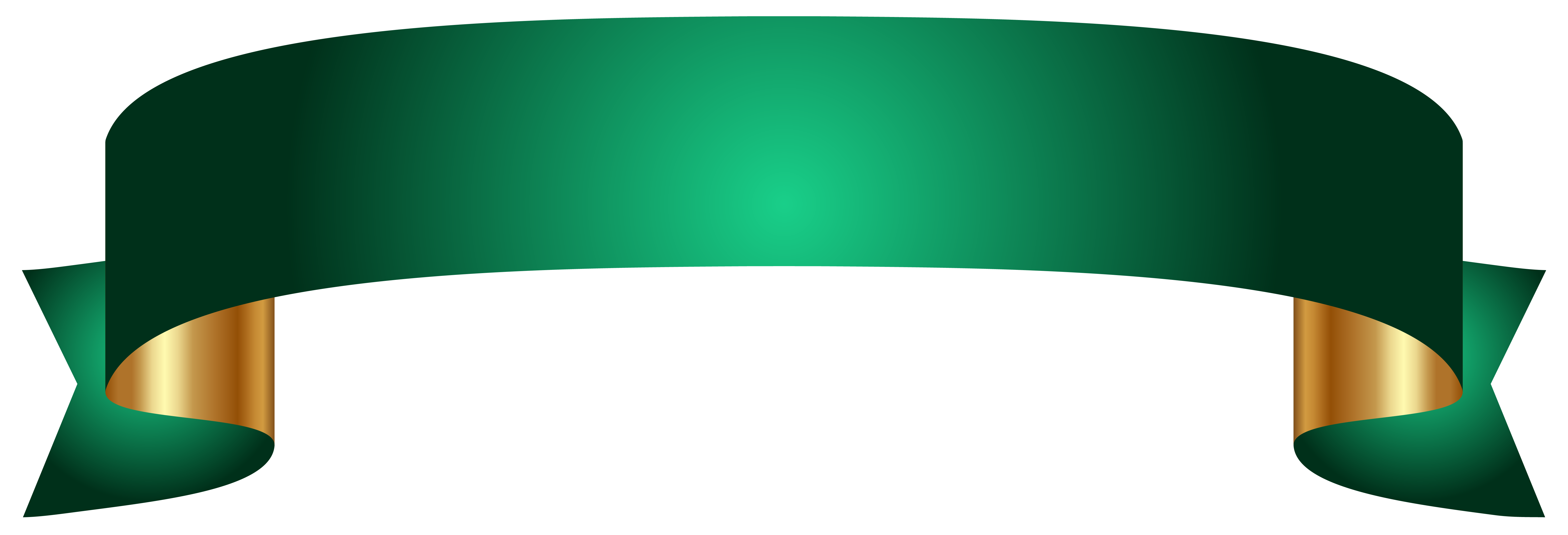 Transparent clip art image. Banner png green picture black and white