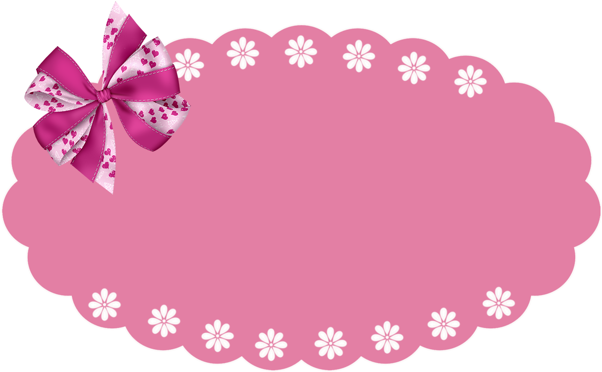 Banner rosa png. Download pink clip library