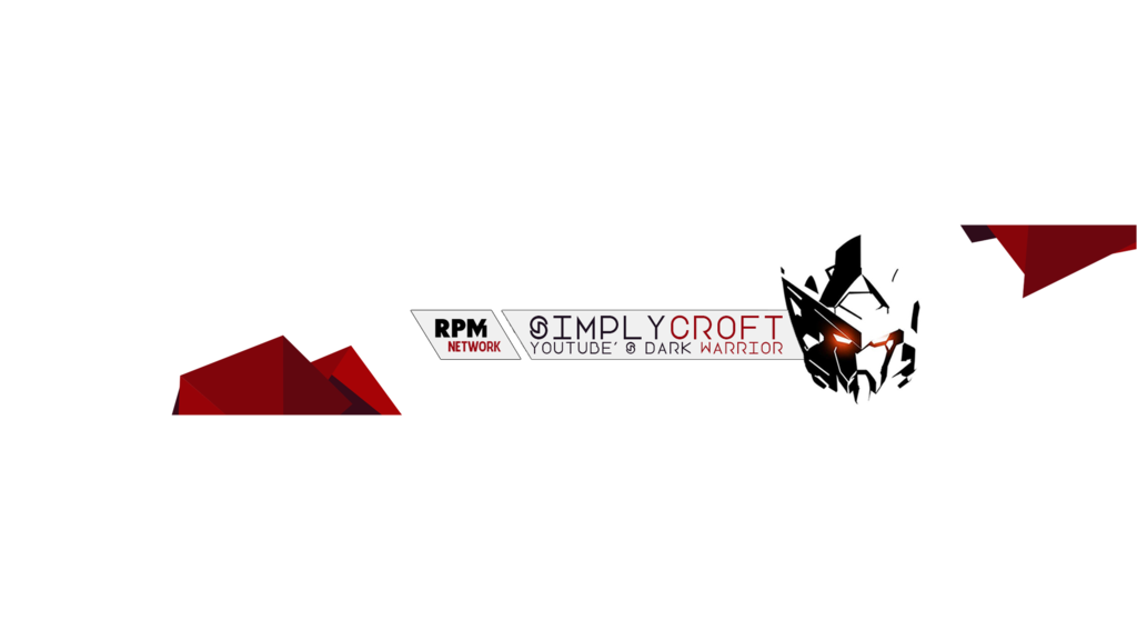 Banner template youtube png. By itscroft on deviantart