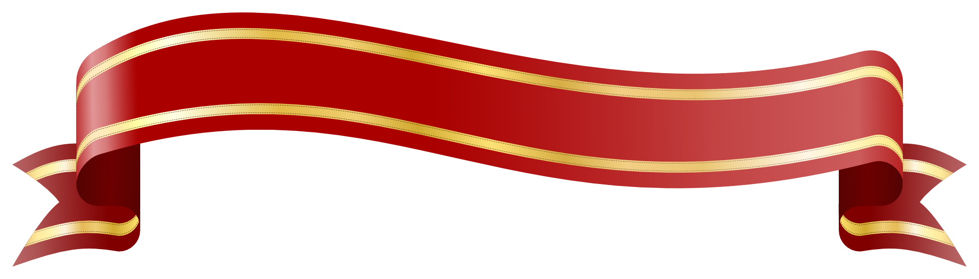 Banner transparent png. Ribbon images red gift