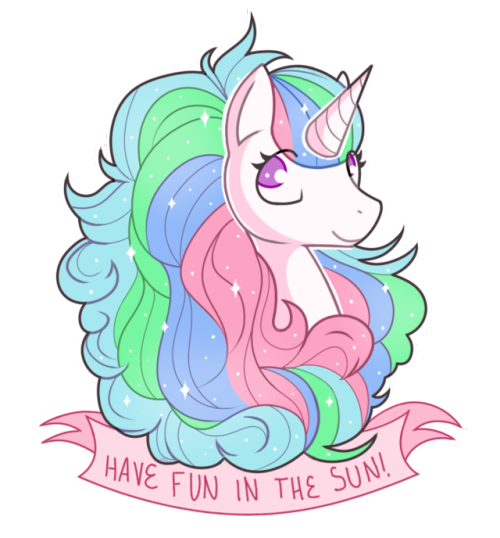 Banner tumblr png. Pony