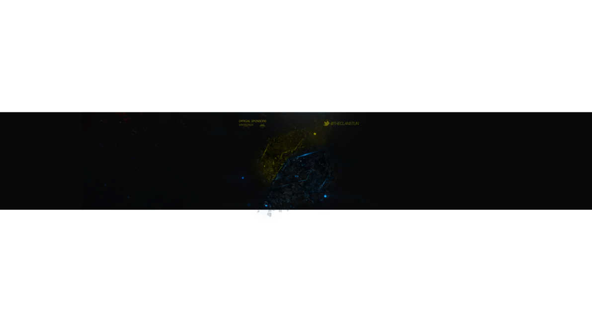 Banner youtube png. Stunclan by dpurdd on