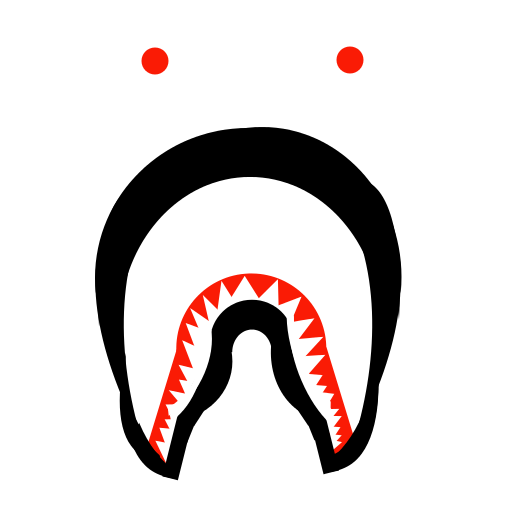 bape mouth png
