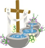 Baptism clipart catholic baptism. For your project clipartmonk