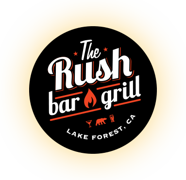 Bar and grill png. The rush lake forest