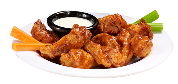 bbq wing png