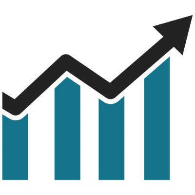 Download business growth free. Chart clipart image royalty free