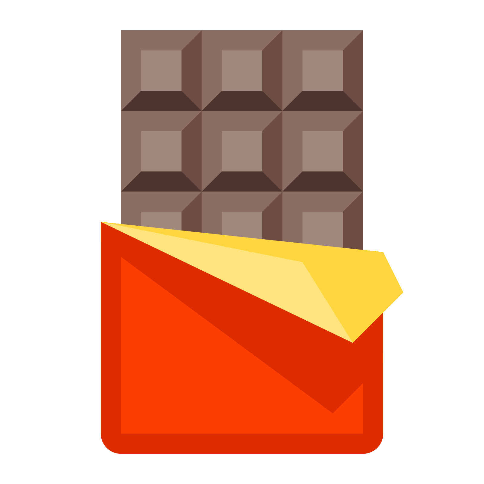 chocolate vector png