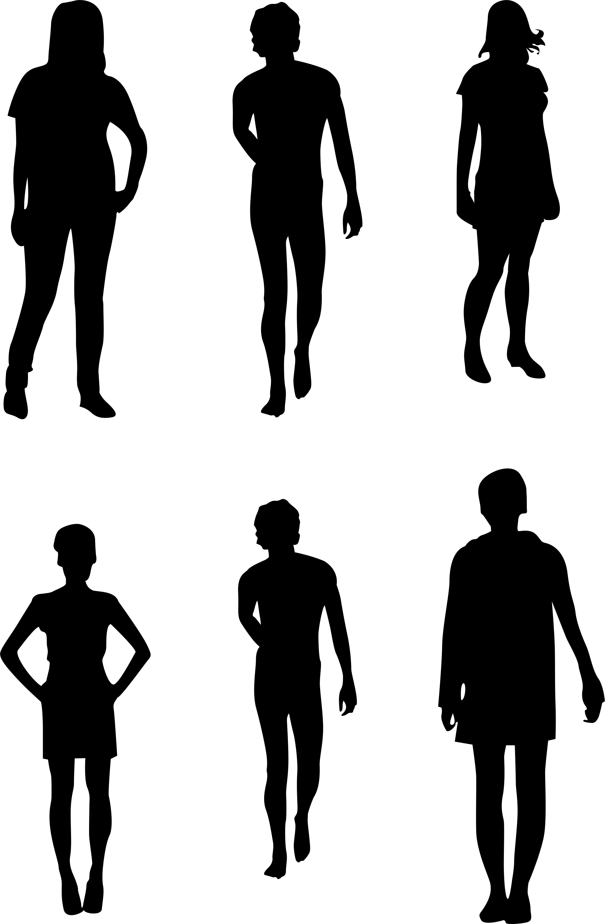 Bar silhouette png. Party people clipart panda