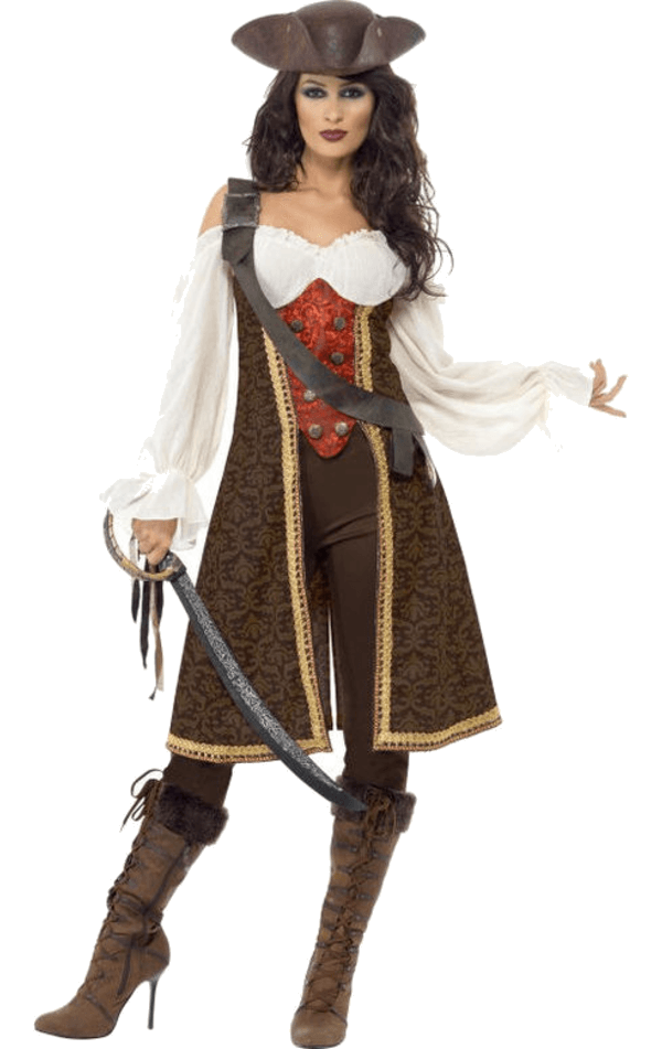 pirate woman png
