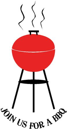 Barbecue clipart red grill. Bbq clip art images