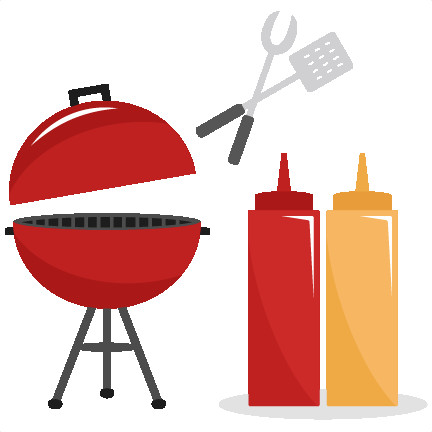 Barbecue clipart red grill. Cartoon bbq pan png