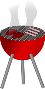 Barbecue vector tongs. Clip art at clker