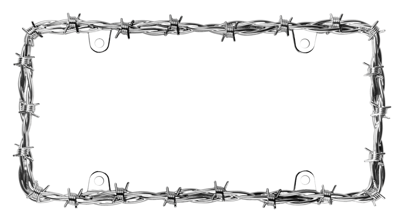 Group cruiser accessories ii. Barbed wire border png vector free