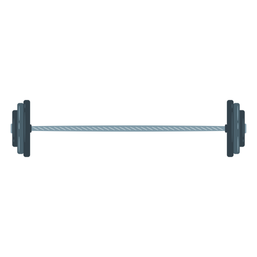 Barbell logo png. Loaded icon transparent svg