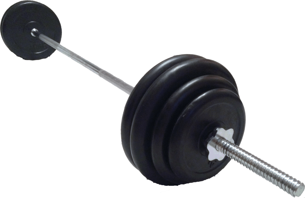 Barbell transparent weight attached. Your seo optimized title