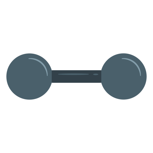 Dumbbell vector png. Vintage icon transparent svg