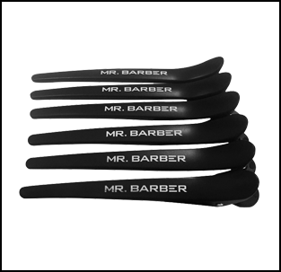 Barber clip section. Mr