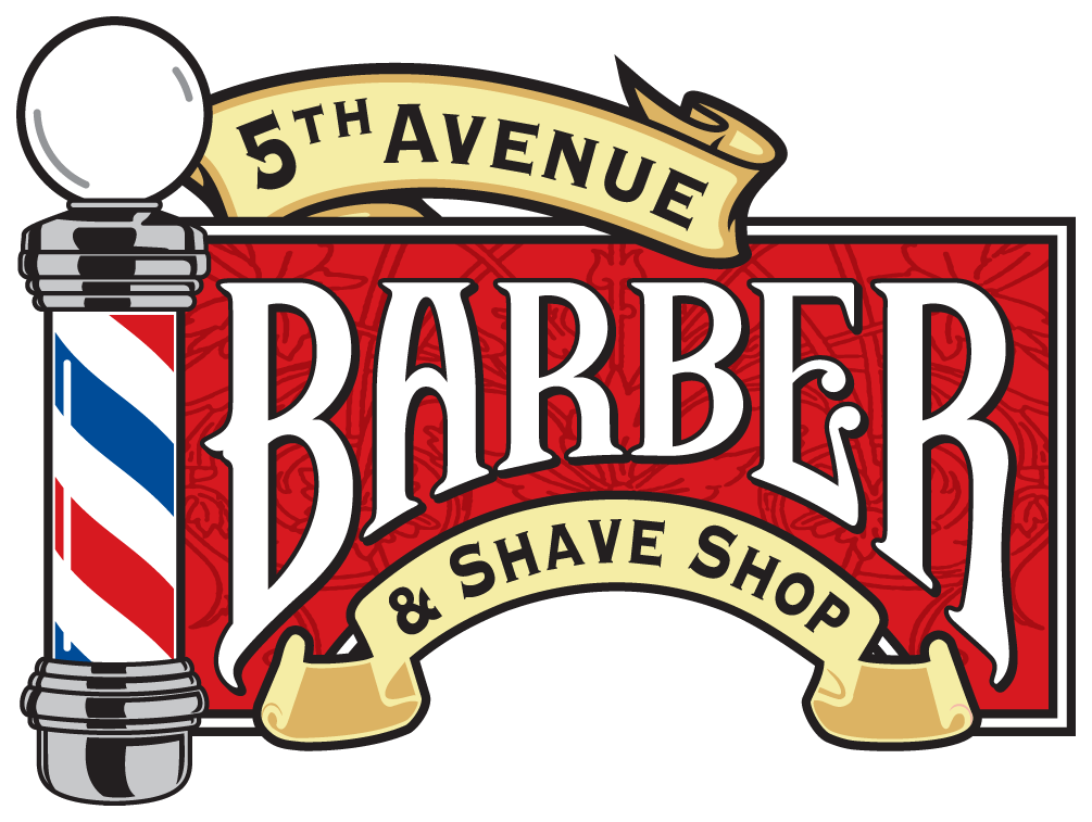 Barber clip first haircut. Th avenue shave