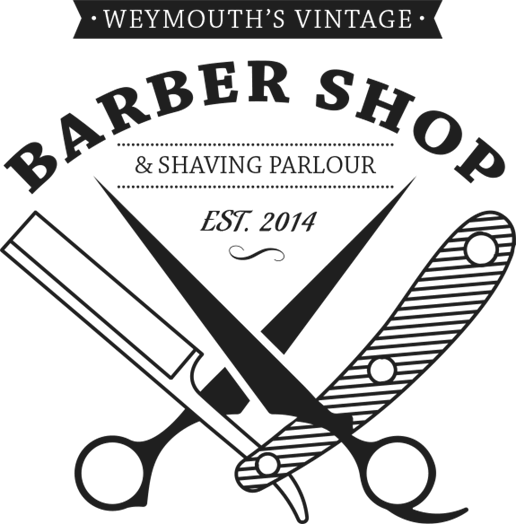 Barber clipart vintage barber. Home weymouth s shop
