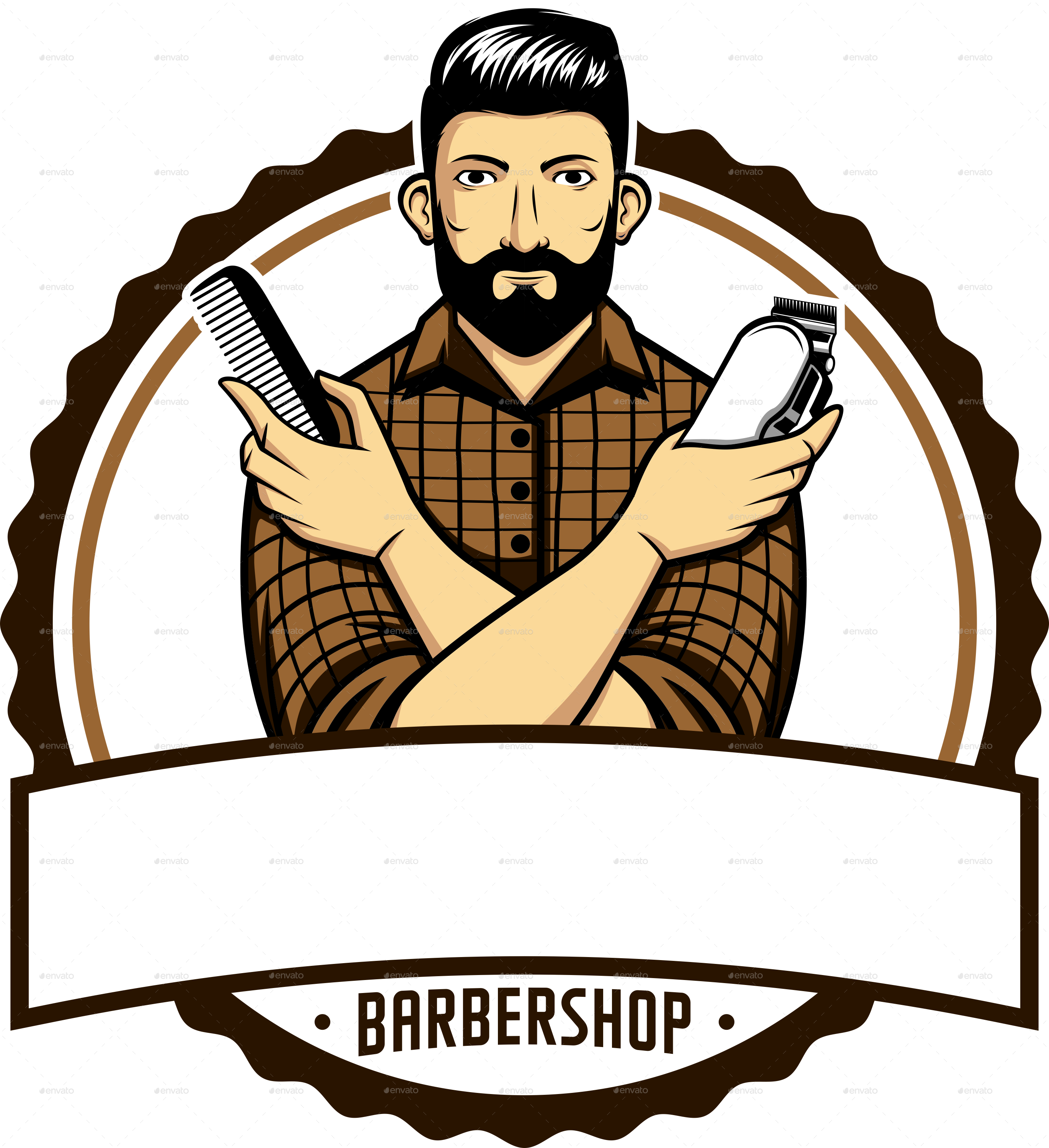 Barbershop vector clipart. Barber shop png transparent