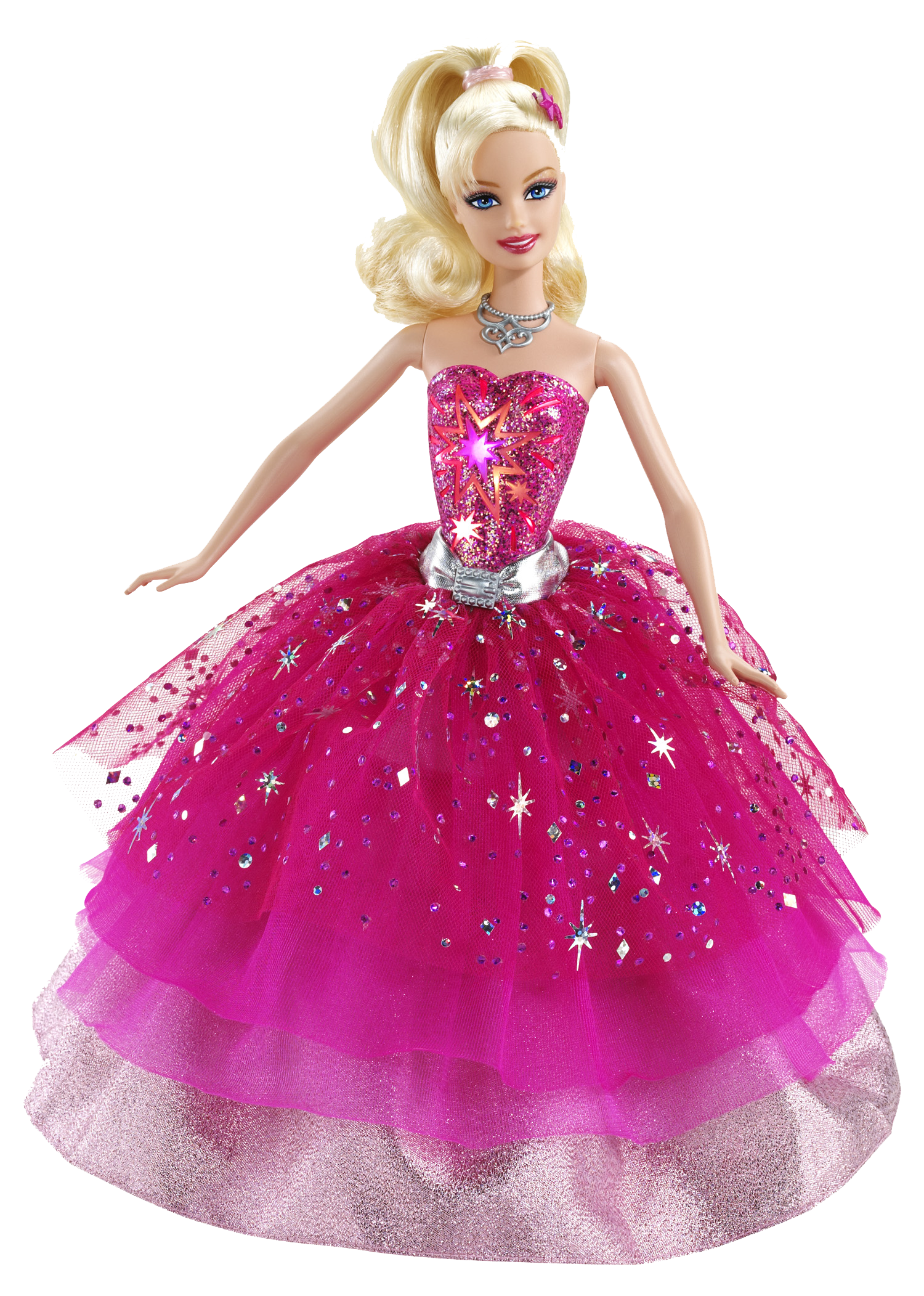 Barbie clip art. Banner free library