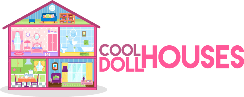 Barbie clip doll house. Get your child the