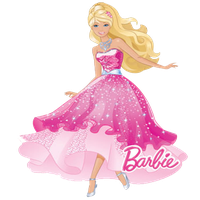 Barbie clip ipad. Banner free library