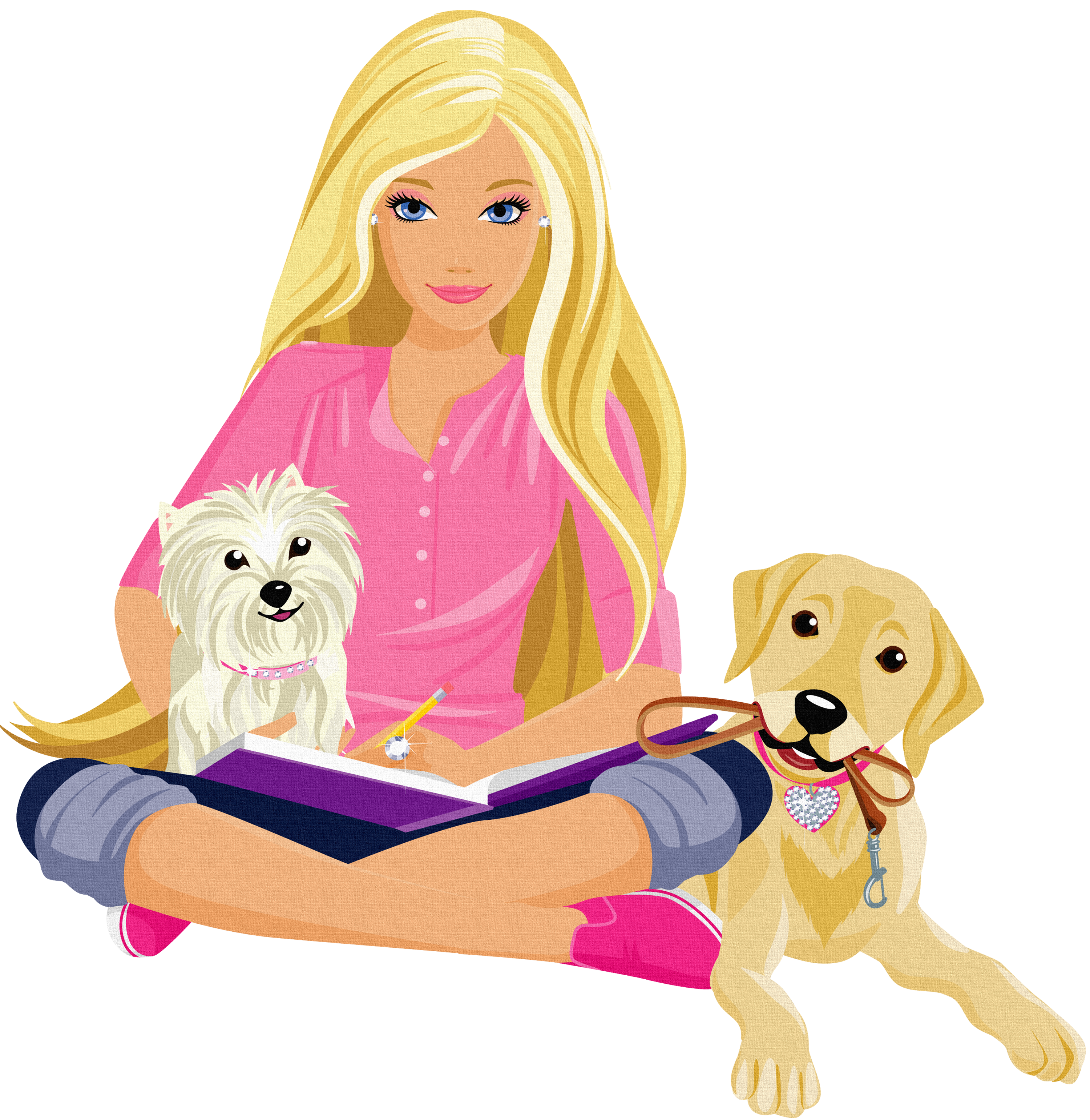 Barbie clip transparent. Clipart gallery yopriceville high