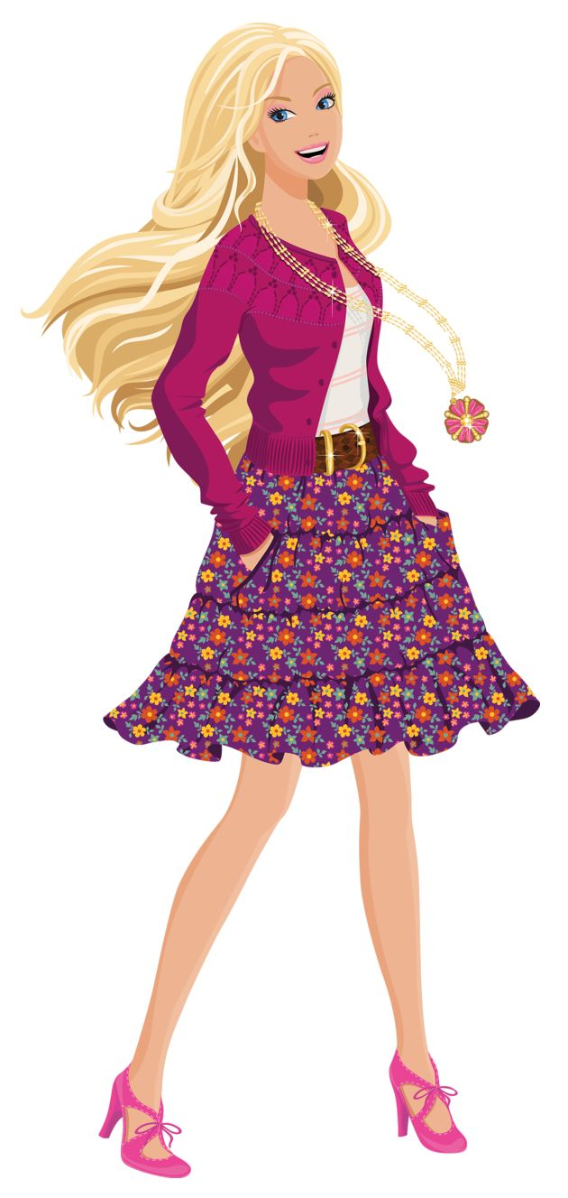 Barbie clipart doll barbie. Best b a