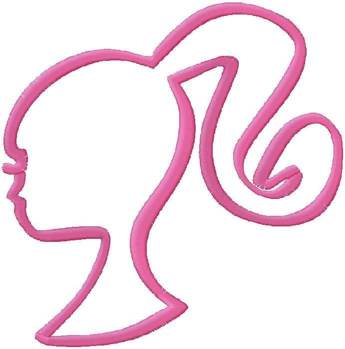 Barbie clipart pink. Theme