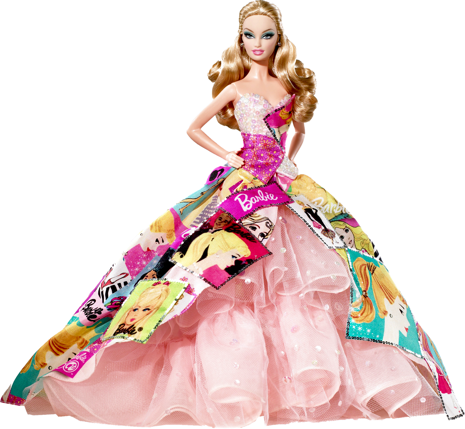 Barbie png. Images free download