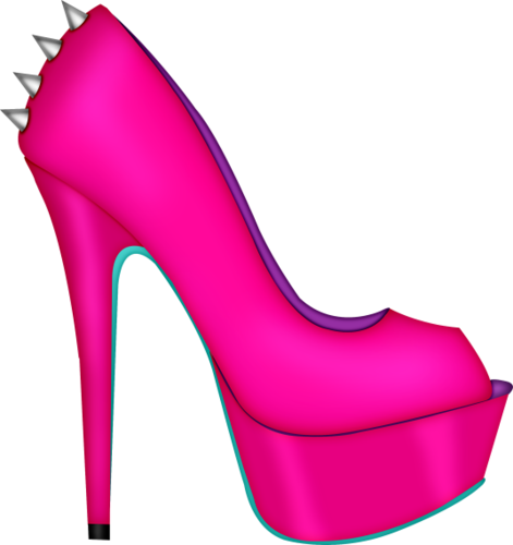 barbie shoe png