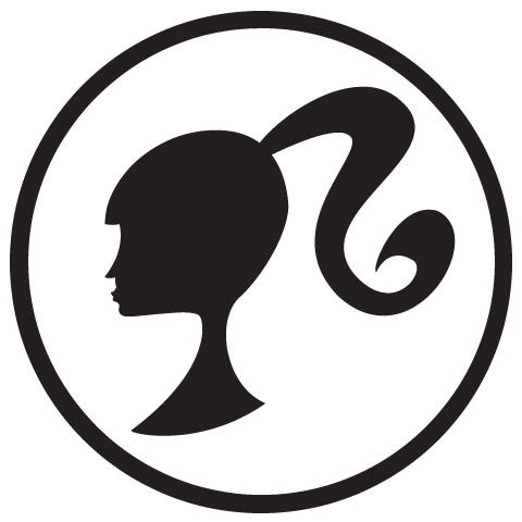 Barbie silhouette png. Image in collection by